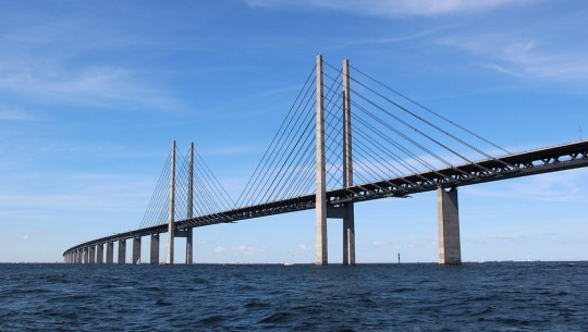 State-of-the-art fire protection in the Öresund Tunnel